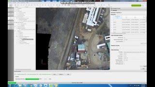 Pix4Dmapper pro rendering
