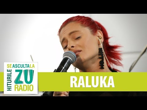 Raluka - Cele mai tari refrene romanesti de HIP HOP si R&B (Live la Radio ZU)