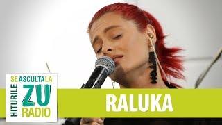 Raluka - Cele mai tari refrene romanesti de HIP HOP si R&ampB (Live la Radio ZU)