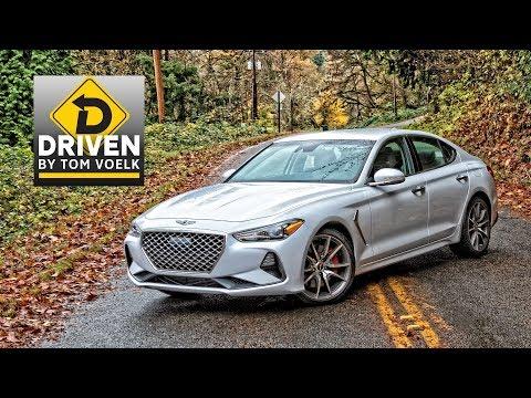 Driven 2019 Genesis G70 Sport