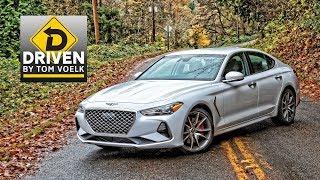 Driven- 2019 Genesis G70 Sport