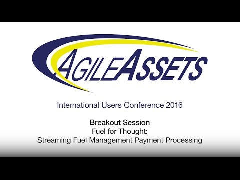 S26 Fuel for Thought, Streaming Fuel Management Payment Processing