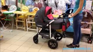 Обзор коляски детской