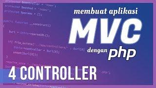 Membuat Aplikasi MVC dengan PHP #4 Controller Mp3