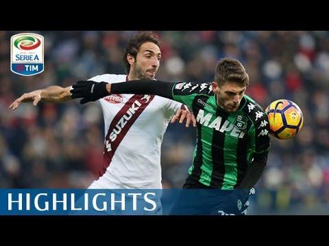 Сассуоло - Торино 0:0 видео