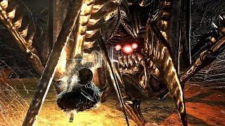 Demon's Souls - Armor Spider Boss Fight (4k 60fps)