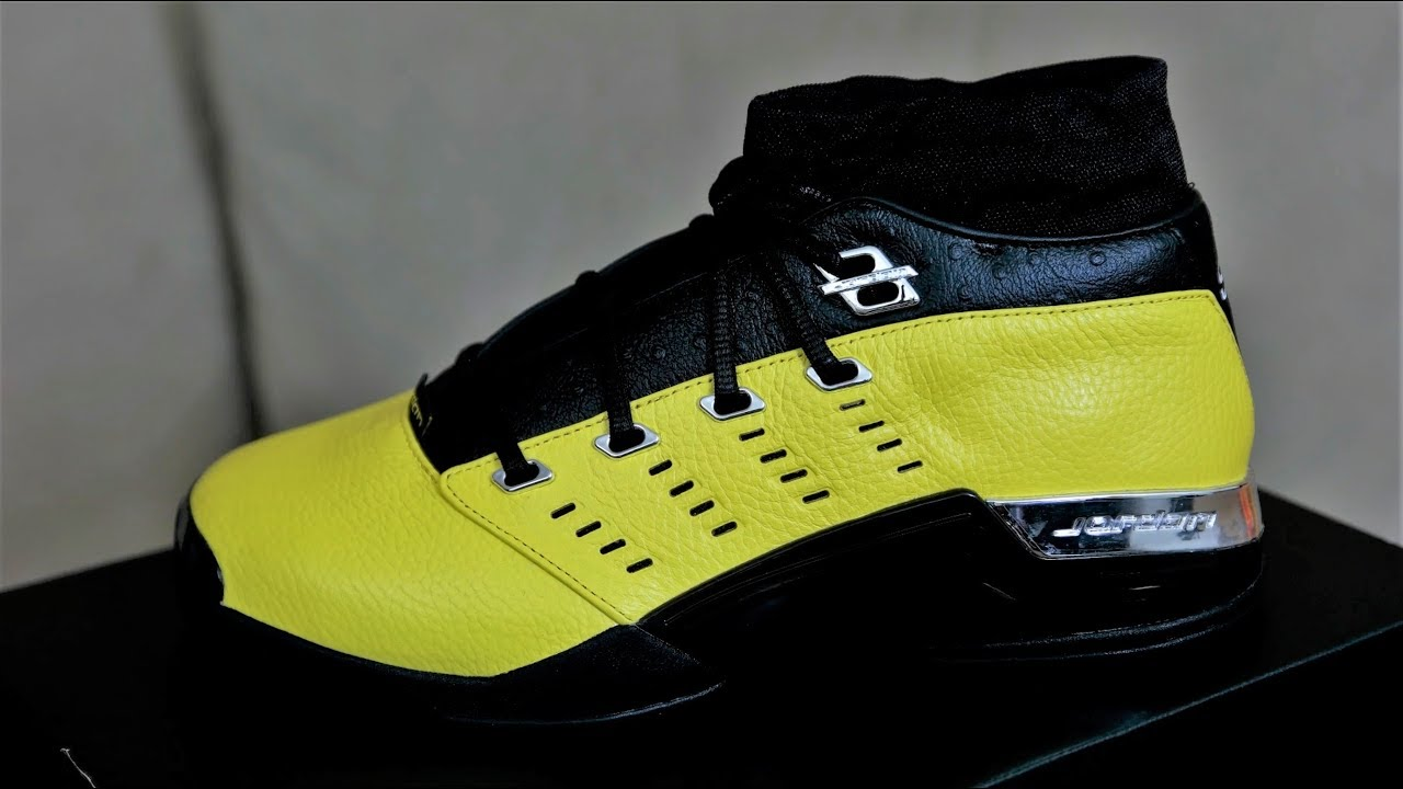 EARLY FIRST LOOK: AIR JORDAN 17