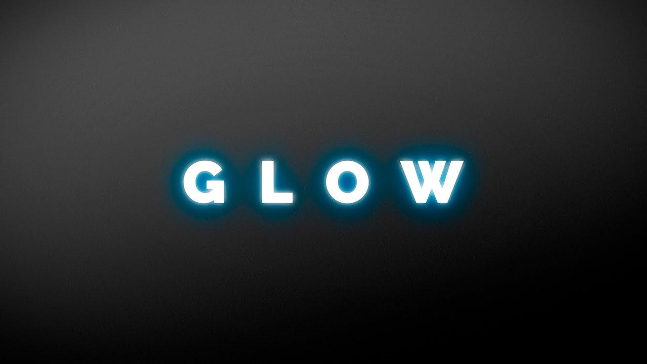 Text Glow Photoshop Tutorial