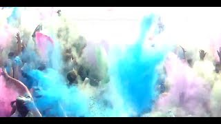 Holi Festival of Colours - 14.06.2014 - Olympiastadion Berlin