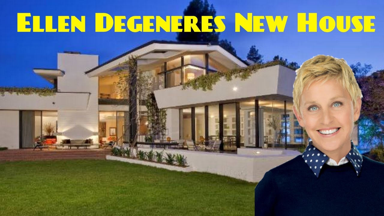 ellen degeneres house 2017 - photo #2