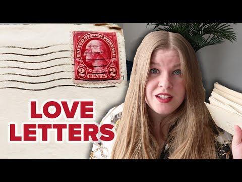 I Bought A Stranger's Love Letters From Ebay