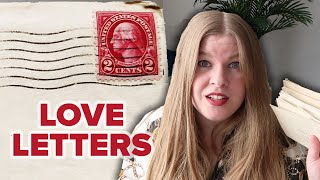 I Bought A Stranger's Love Letters From Ebay