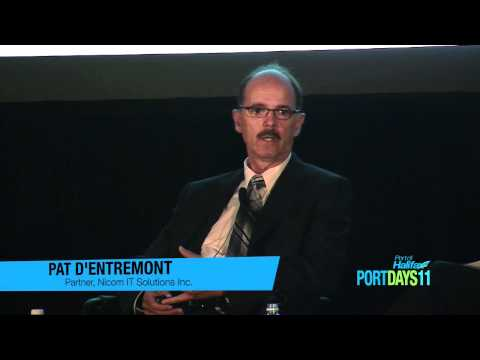 Halifax Port Days 2011: Cargo Innovation Panel