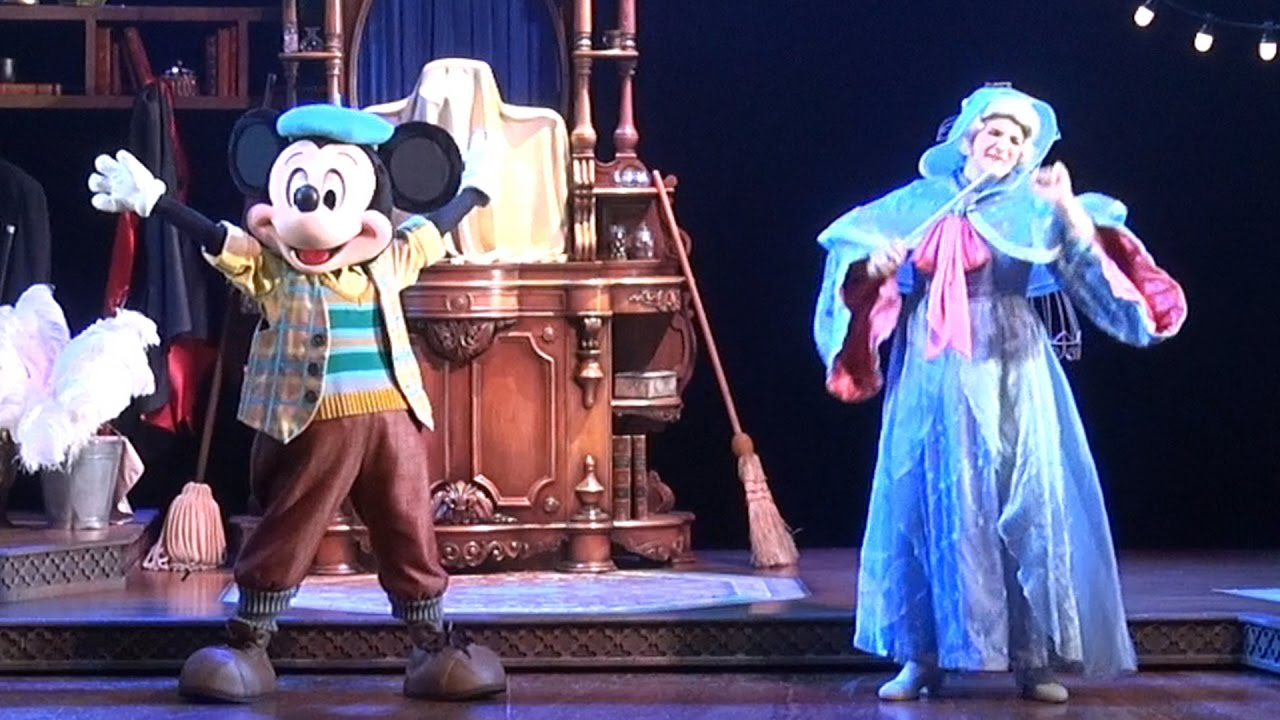 Mickey And The Magician Full Show At Walt Disney Studios