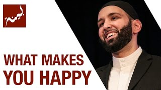 What Makes You Happy (People of Quran) - Omar Suleiman - Ep. 12/30