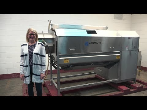 Vanmark Heavy Duty Cutter/Slicer/Peeler Demonstration