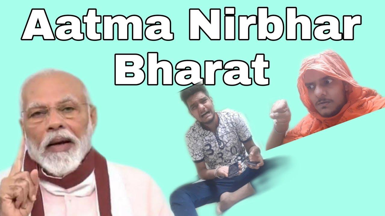 Aatma Nirbhar Bharat|Meme Compilation| Nandu Ki Masti