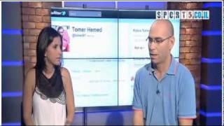 גיל לבנוני בערוץ הספורט