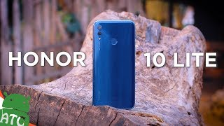Honor 10 Lite Full Review | ATC