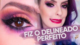 THE MAGIC OF DELINEADO PERFEITO - Karen Bachini