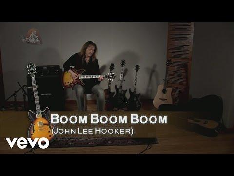 Cours de guitare - Boom Boom Boom (rendu célèbre par John Lee Hooker)