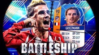 FIFA 18: 90er MOTM GRIEZMANN BATTLESHIP WAGER