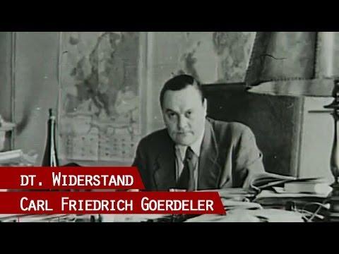Fahndung nach Dr. Goerdeler