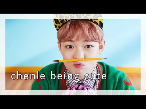 5 Minutes Of Zhong Chenle Being Cute