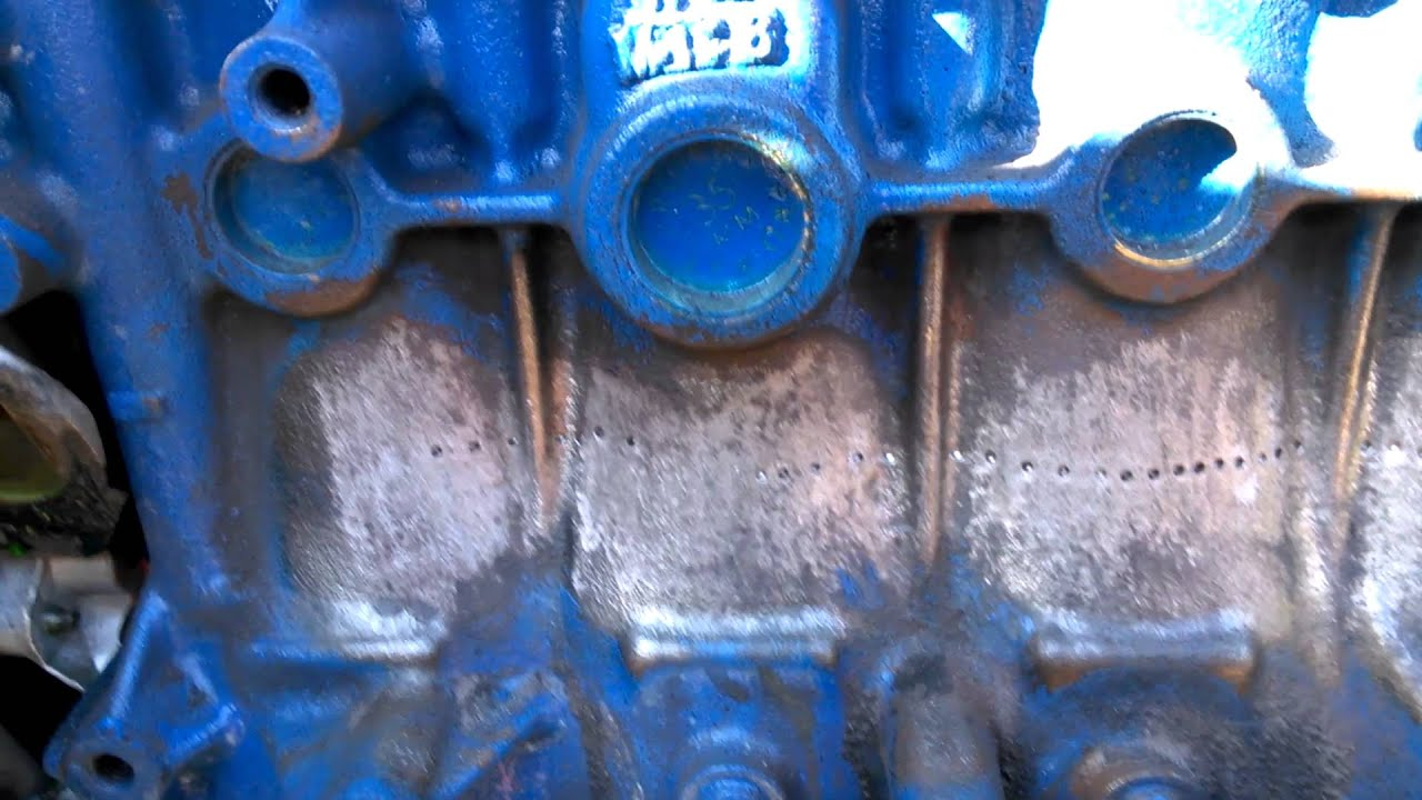 How to fix a cracked block - Cracked Engine Block Jb Weld