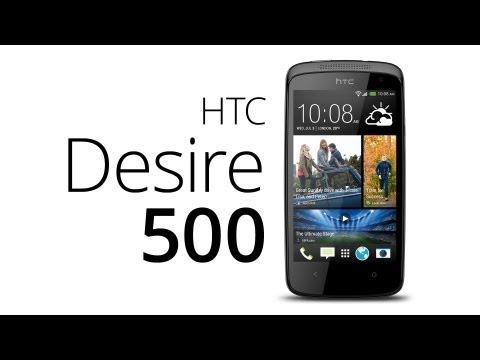 HTC Desire 500 (recenze)