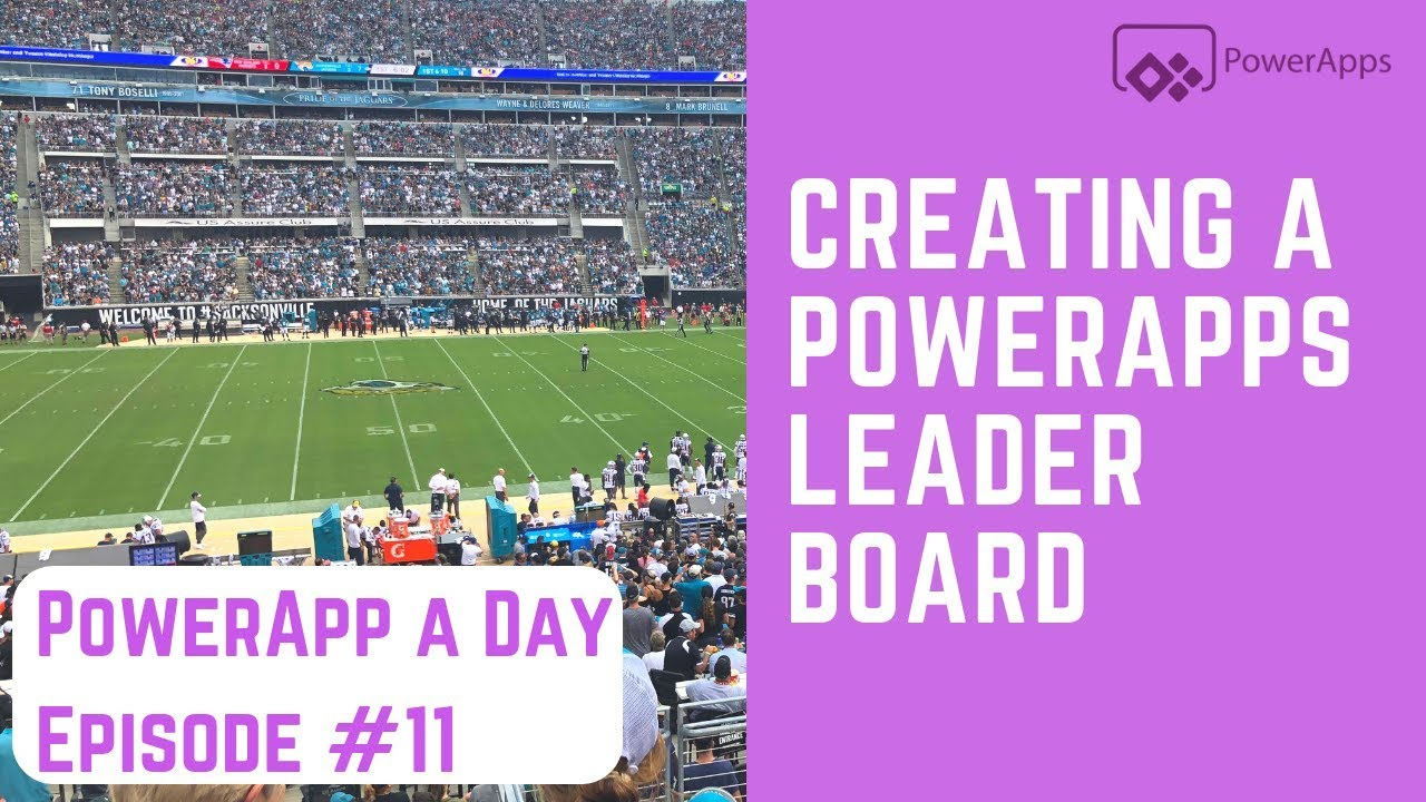Creating a PowerApps Leaderboard (GroupBy and CountRows