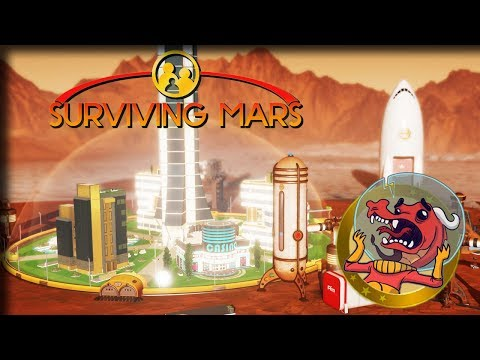 Self Sufficient! – Surviving Mars Gameplay – Let's Play Part