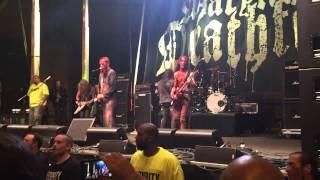 Bloodbath Unite In Pain Maryland Death Fest 2015