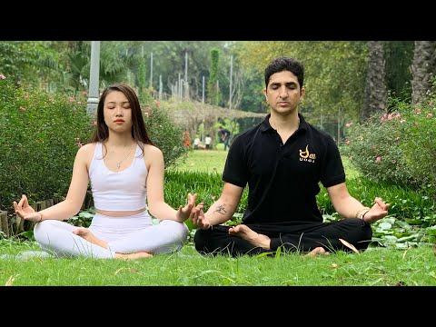 Pair yoga / partner yoga / Jai yoga