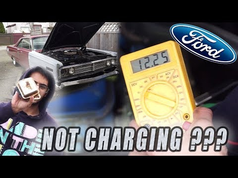 how-to:-ford-voltage-regulator-test-fix