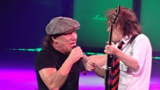 AC/DC - Got Some Rock & Roll Thunder - Las Vegas, NV 2/5/16
