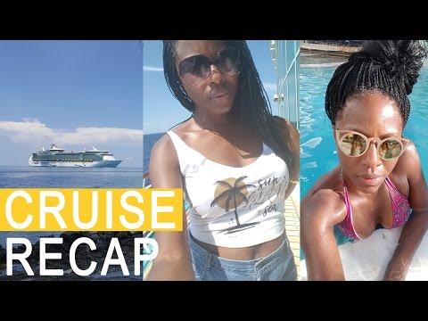 40th Birthday Cruise Recap! #sunglamandsea • @glamazini