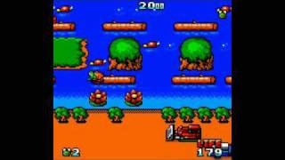 Frogger [Prototype] (Game Gear) Round 01