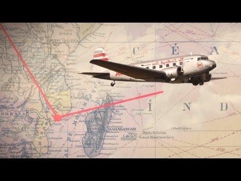 d30fbf35a0 Tutorial After Effects CS6 Dibujar Ruta en Mapa - Trayecto de avión tipo  Indiana Jones P.1 - YouTube