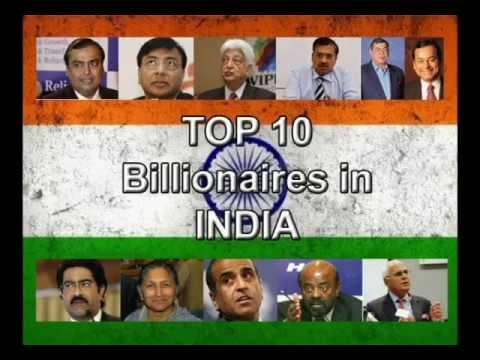 Top 10 indian billionaires
