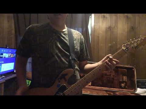 Almost how to DJENT a six string (part 2)