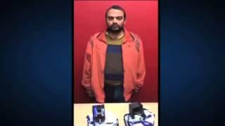 أمن دمياط يتمكن من ضبط خلية إرهابية تنتمى إلى تنظيم الإخوان الإرهابى