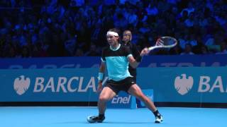 Nadal Plays Either Or On Sponsor Visit
