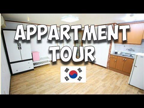 Une journée dans ma vie + Mon appartement à Séoul