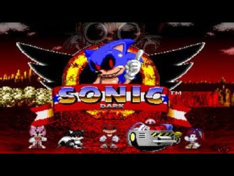 Dark Sonic(OLD) #1:Истинная концовка: Хорошая игра? ОТЛИЧНАЯ игра!