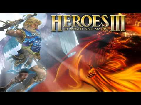 Heroes 3 Of Might And Magic Soundtrack (ost) [complete / HD]