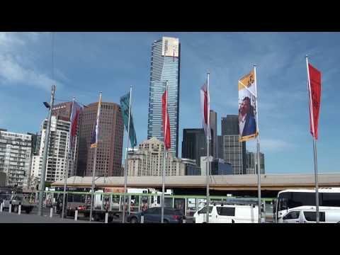 Como o centro de Melbourne foi revitalizado