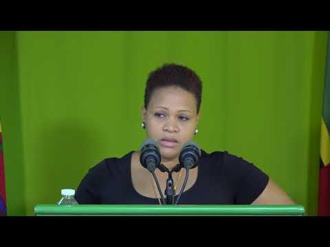 Nov. 01 - Press Briefing: Jo - Anne Commodore - Permanent Secretary - Ministry of Justice
