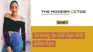 The Modern Actor Interview with Selina Kaye