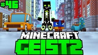 DIE STADT IST UMGEBAUT?! - Minecraft Geist 2 #46 [Deutsch/HD]
